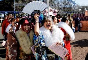 Japan has lowered the age of adulthood from 20 to 18, set to come into effect in 2022