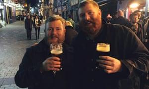 Neil Thomas Douglas and doppelganger