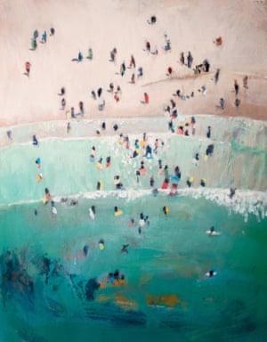 Cornish Surfers
