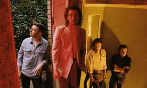 Image result for arctic monkeys tranquility base hotel & casino