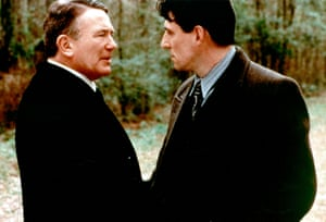 Orphans, 1990Finney played mob boss Leo in the Coen bros' period gangster classic.