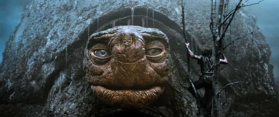 Morla from the film adaptation of Neverending Story.