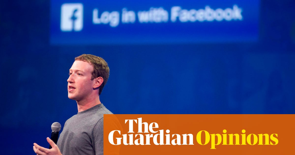 The Cambridge Analytica saga is a scandal of Facebook's own making