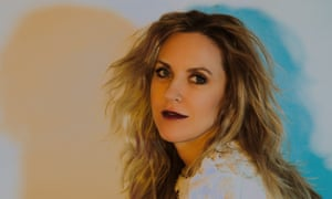Liz Phair … 'I don't turn to the guitar when I'm really happy. I'm a dark writer.'
