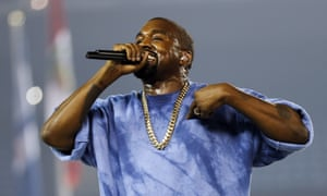 Kanye West … There's nobody else this weird in the mainstream.