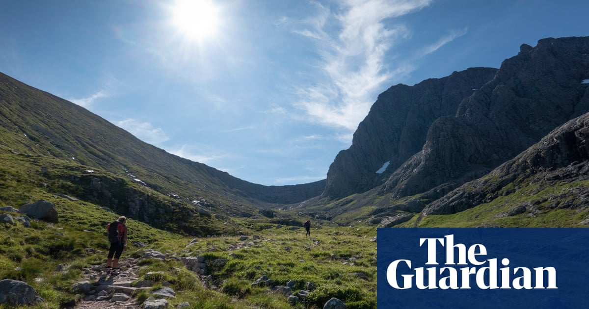 Google Maps suggests 'potentially fatal' routes up Ben Nevis, say mountain charities