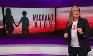 Samantha Bee: 'Any solution to this problem has to start from the premise that children should not go to jail.'