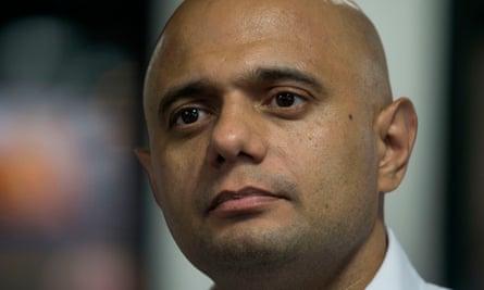Sajid Javid wants an investigation into drug use among professionals