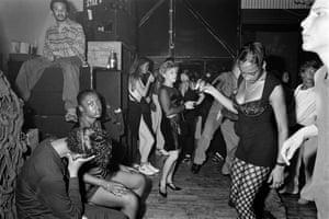 Ruffneck Ting, jungle night, Malcolm X community centre, June 1994