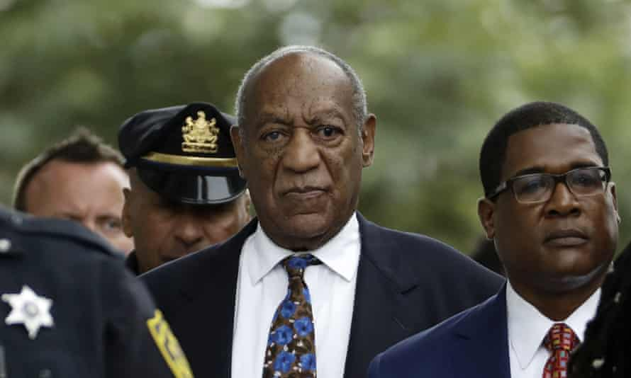 Cosby, pictured here in 2018, has been serving his sentence in the state correctional institution at Phoenix, a suburb in Philadelphia.