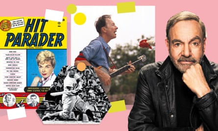 Neil Diamond, Hit Parader, Roy Campanella and Pete Seeger