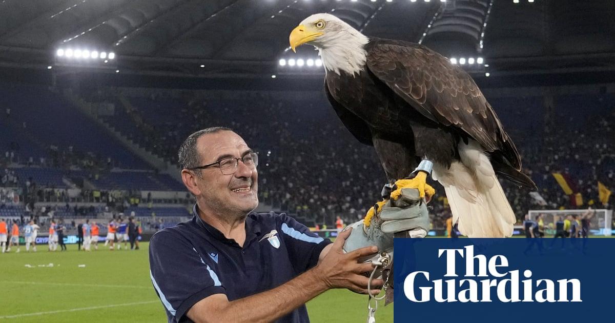 The Sarri era finally takes flight as Lazio seize moment for derby delight