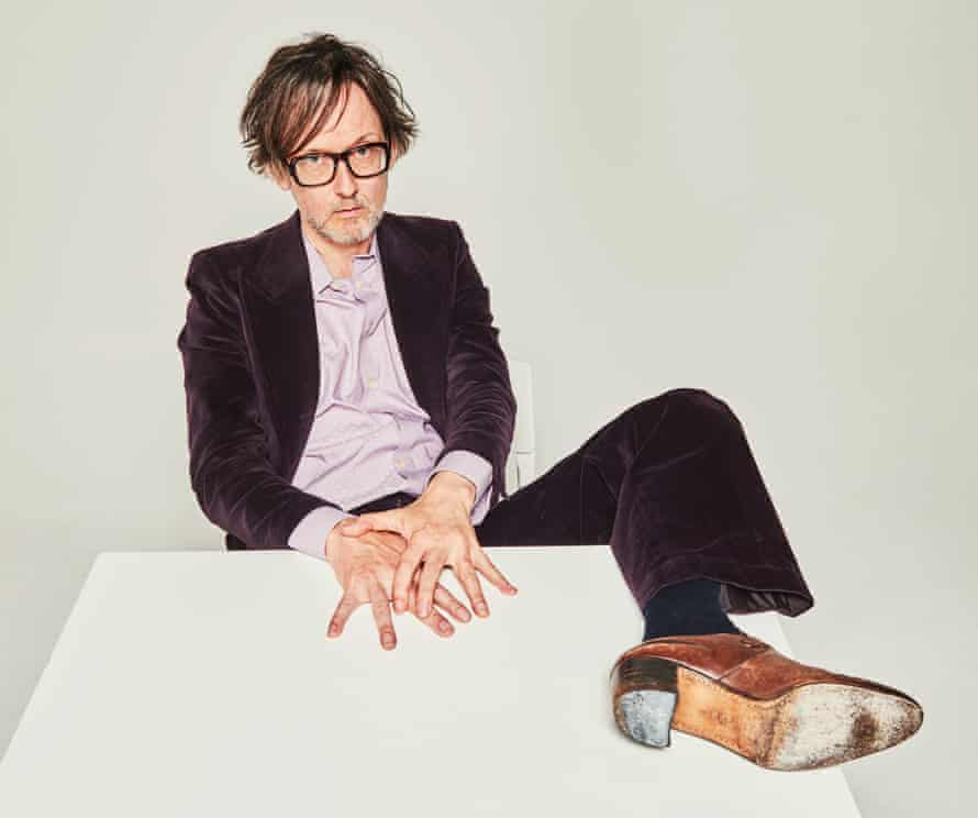 'The mystery is hidden in the cave': Jarvis Cocker.