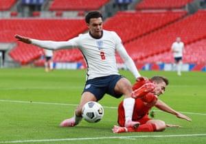 England's Trent Alexander-Arnold