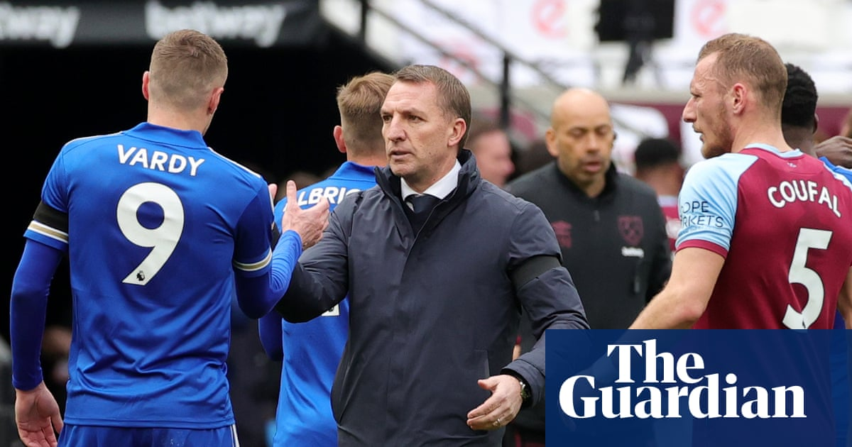 Rodgers drops Leicester's Maddison, Choudhury and Pérez for Covid breach