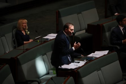 Tony Abbott speaks on amendments to the bill to amend the Marriage Act on Thursday.