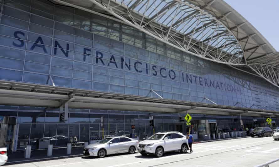San Francisco International airport announced it is banning the sales of single-use plastic water bottles.