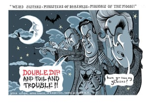 Weird Sisters: Ministers of Darkness: Minions of the Moon, Nick Hayes, published Guardian, 13 August 2010