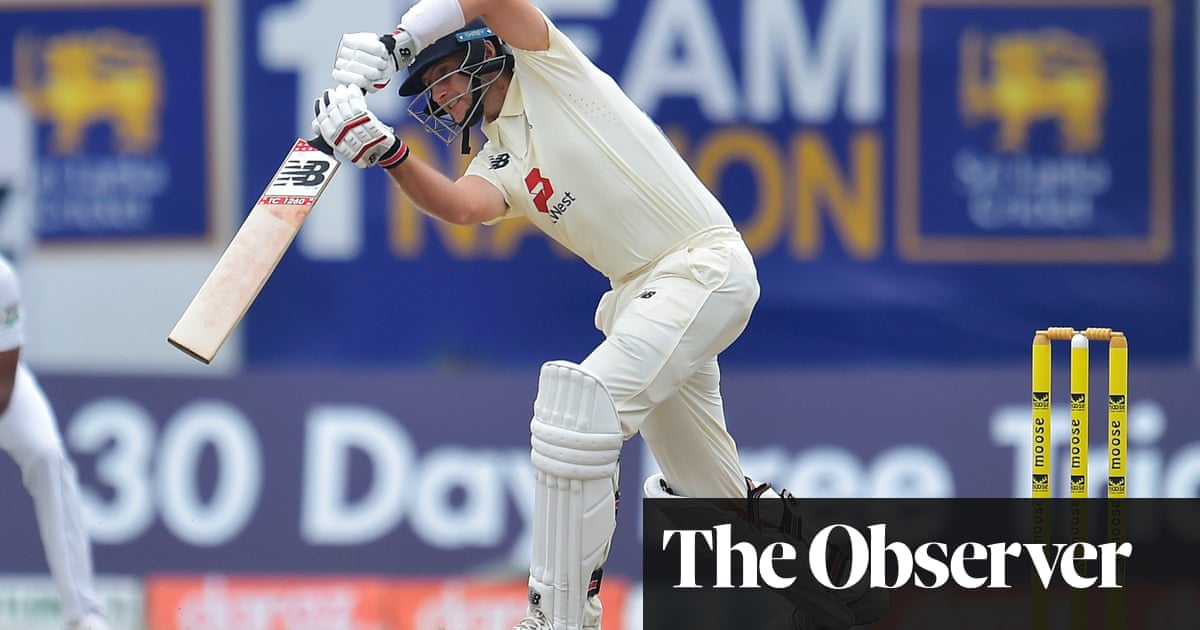 Joe Root is smiling again and shows he can get better still for England | Andy Bull