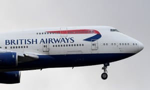 British Airways has suspended all direct fights to and from mainland China with immediate effect.