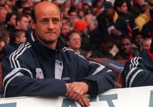 Attilio Lombardo watches as Palace slide towards relegation.