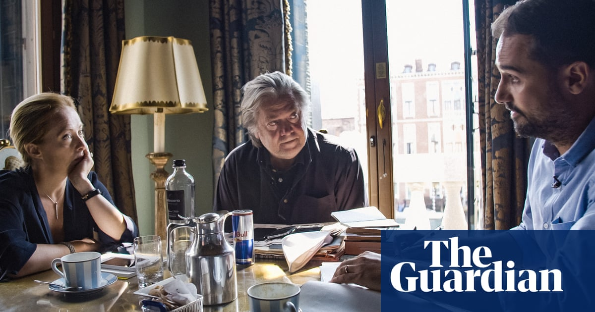 How Steve Bannon's far-right 'Movement' stalled in Europe – video