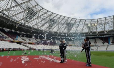 West Ham United v Brighton & Hove Albion: Premier League –live!