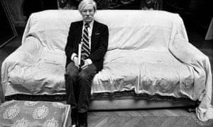 Andy Warhol in Paris, 1977