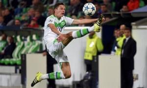 Wolfsburg 1-0 CSKA Moscow