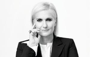 Dior's Maria Grazia Chiuri