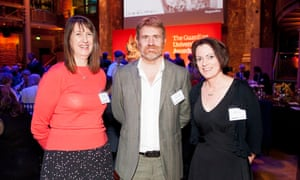 International projects award winners The Open University at the Guardian University Awards 2017 held at LSO St Luke's in Old Street, London. 29 March 2017