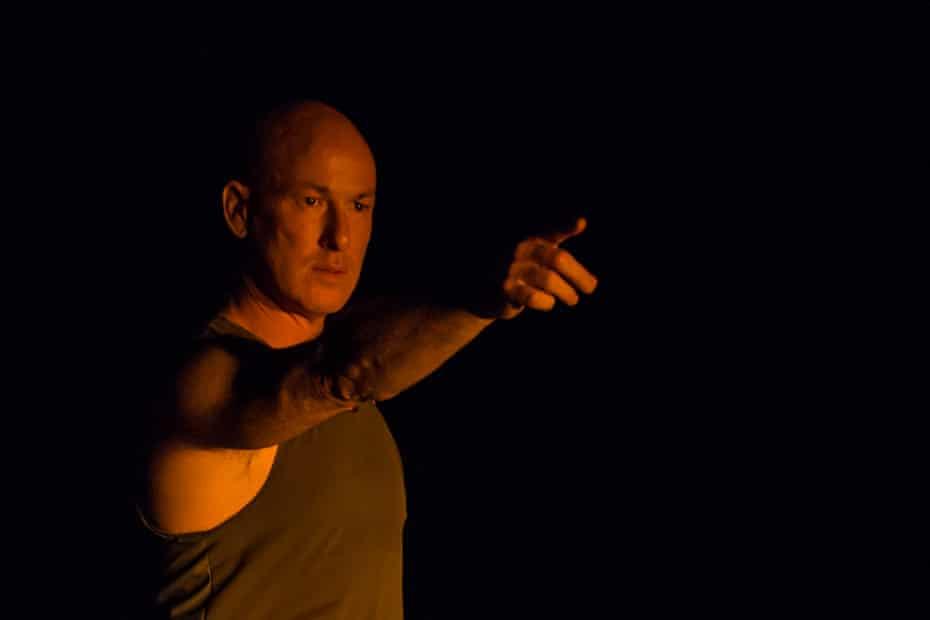 Jacob Boehme's performance art piece Blood on the Dance Floor.