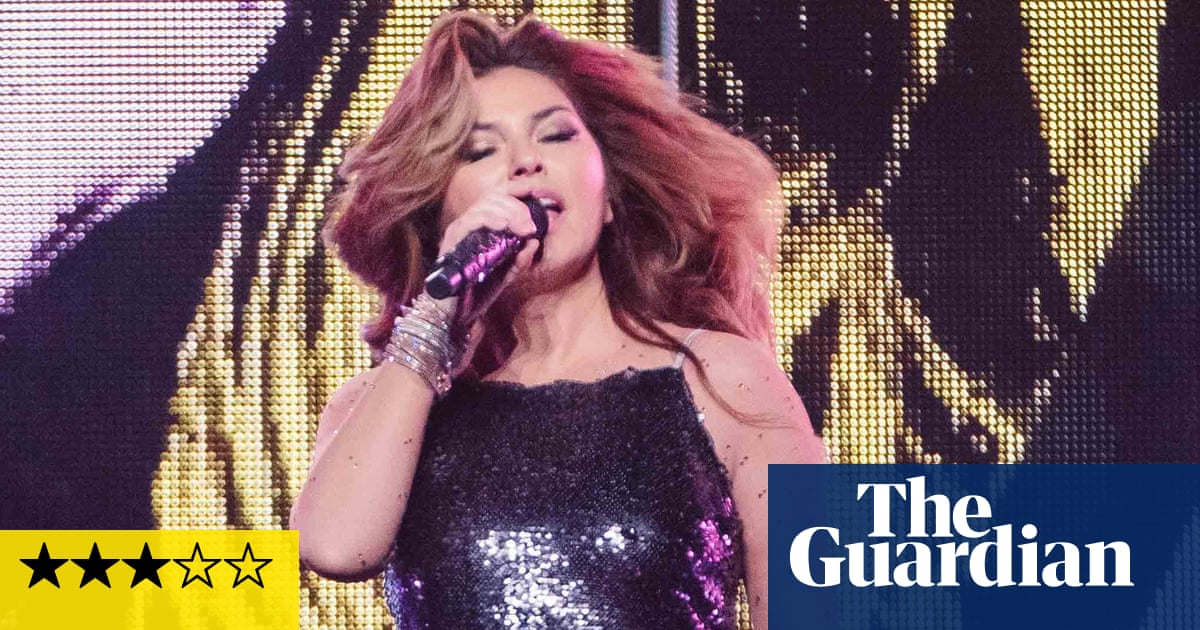 Shania Twain Review Country Megastar Embraces Her Hits And