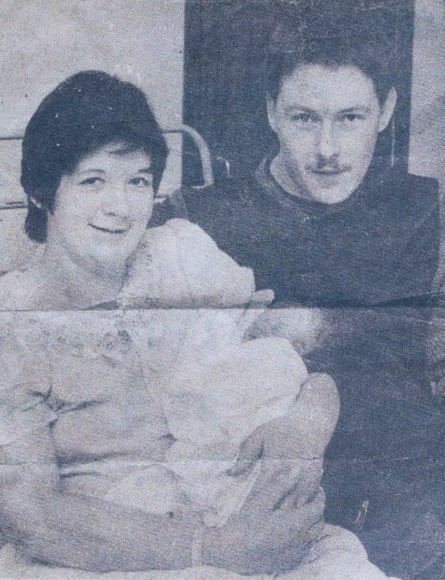 Lauren Palmer with her parents, Stephen and Barbara.