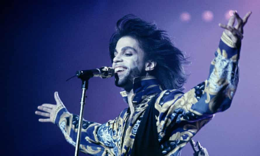 Prince: died intestate with no clear plans for the future of his legacy and $300m fortune