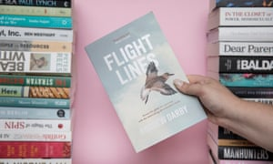 Flight Lines by Andrew Darby.