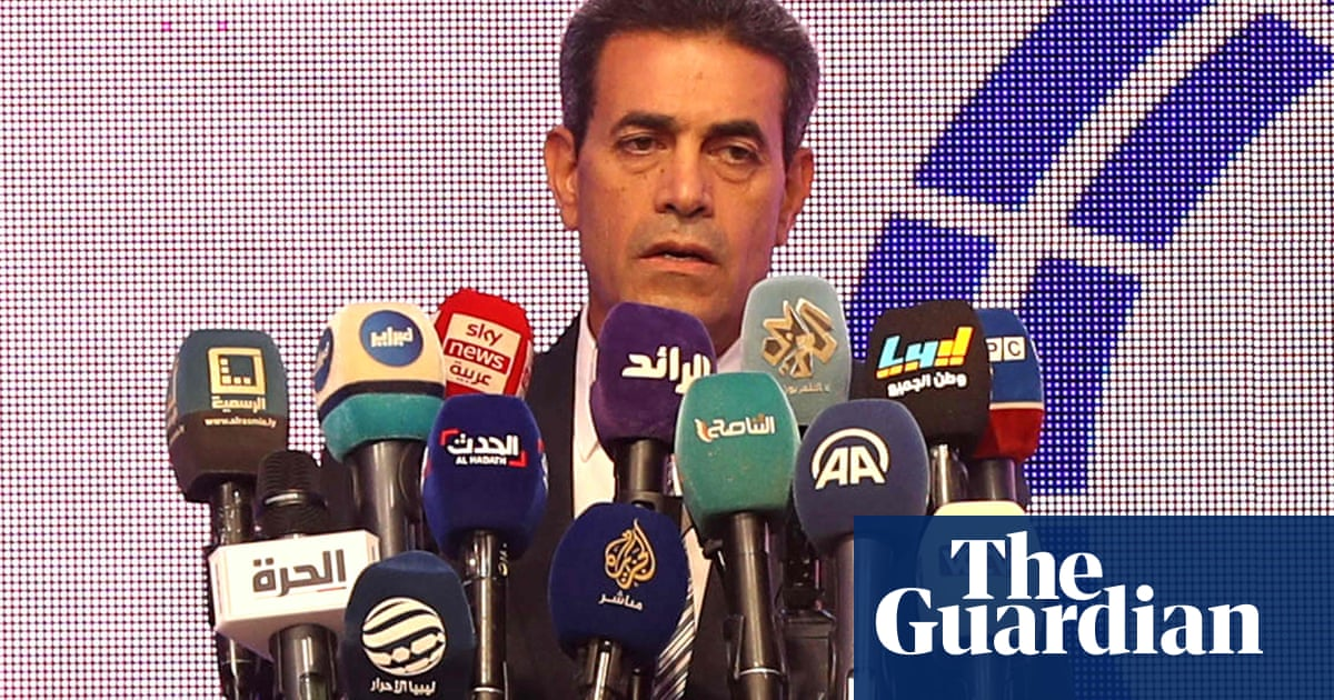 Libya moves closer to holding high-risk presidential elections