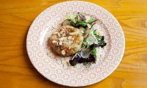 'Dry, bland and entirely devoid of sweetness': pigeon pastilla.