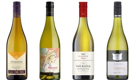 Xmas white wine