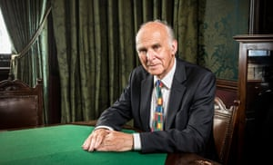Soon-to-be Lib Dem leader, Vince Cable