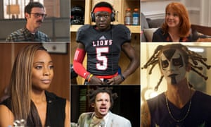 Must watch TV … Halt and catch Fire, Last Chance U, Difficult People, Baskets, Eric Andre and Survivor's Remorse