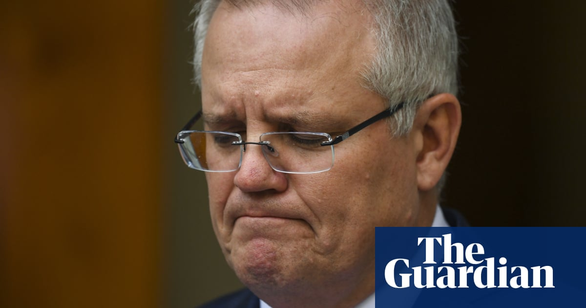 Defensive Scott Morrison apologises for failures in managing the risk of Covid-19 in aged care – The Guardian