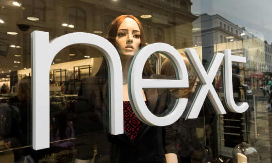 Next smashes its own sales forecast by £75m in the first quarter.