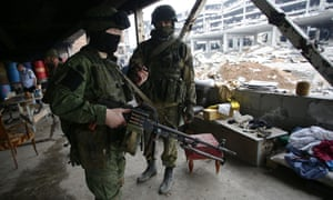 One MP has called for Russia-backed separatists to be called up for the national team. 'We need people who are pissed off and with a national motive,' he said.