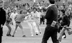 England's wild Headingley triumph of 1981, which Dennis Lillee and Rod Marsh collected £7,500 from Ladbrokes.
