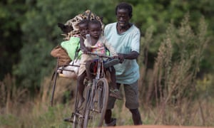 Two million people have been displaced by civil war and ethnic cleansing in South Sudan.
