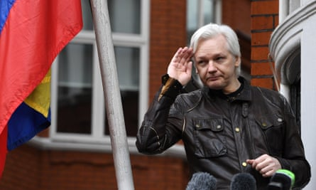 'It is unconscionable that Mr Assange is in the position of having to decide between avoiding arrest and potentially suffering the health consequences, including death.'