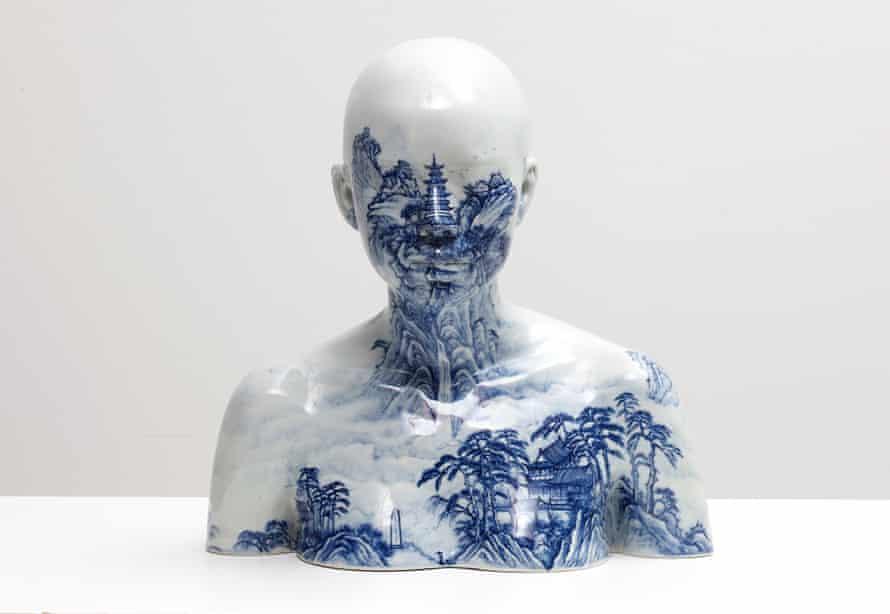 China China - Bust 81 (2004) by Ah Xian