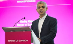 Sadiq Khan opens the social integration conference at City Hall in London, attended by mayors from across Europe and the New York deputy mayor.