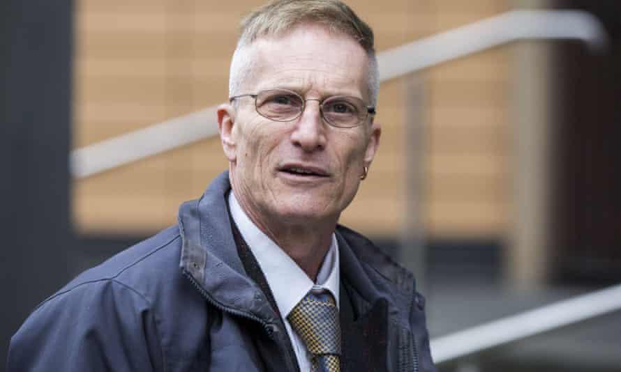 Phillip Cullen at Bristol magistrates court on Thursday.